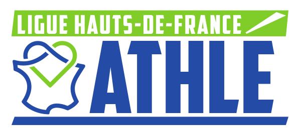 Logo Ligue Hauts de France Athlé